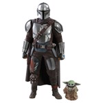 Star Wars: The Mandalorian & The Child 1/6 Scale Action Figure - Packshot 1