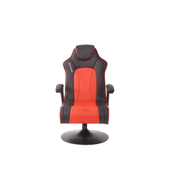 X-Rocker Torque Red and Black Gaming Chair - Packshot 2