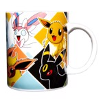 Pokemon - Eeveelutions Ceramic Mug - Packshot 1