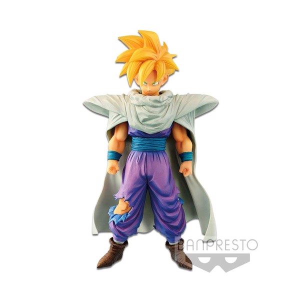 Dragon Ball Z Grandista - Resolution Of Soldiers Son Gohan Figure - Packshot 2