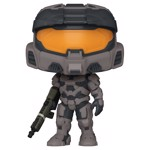 Halo Infinite - Spartan Mk7 with Vakara 78 Pop! Vinyl Figure - Packshot 1