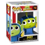 Disney - Pixar Remix - Alien as Dory Pop! Vinyl Figure - Packshot 2