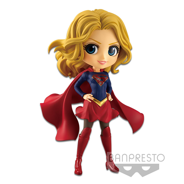 DC Comics - Supergirl Q Posket Figure - Packshot 1