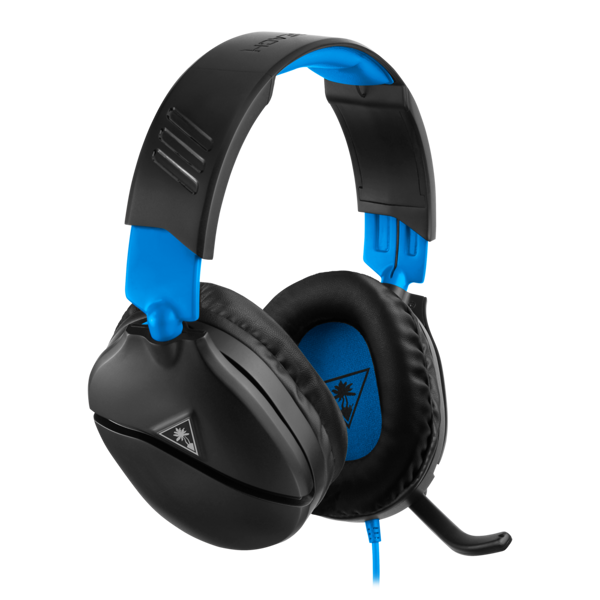 Turtle Beach Recon 70P Gaming Headset - Black - Packshot 1