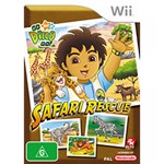 Go Diego Go! Safari Rescue - Packshot 1