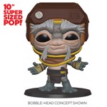 "Star Wars - Episode IX - Babu Frik 10"" Pop! Vinyl Figure - Packshot 1"