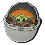 Star Wars - The Mandalorian The Child Carriage Lapel Pin - Packshot 1