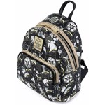 Nightmare Before Christmas - Halloween Town Tarot Loungefly Mini Backpack - Packshot 3