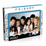 Friends - Milkshake Jigsaw Puzzle  - Packshot 1