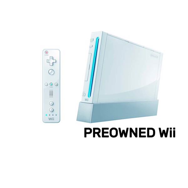 Nintendo Wii Console (Refurbished by EB Games) - Packshot 1