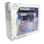 "DC Comics - Superman ""Dad Man Hero Legend"" Bar Gift Set - Packshot 2"