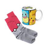 Pokemon - Socks & Mug Gift Pack - Packshot 1