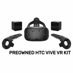 HTC Vive Virtual Reality Kit - Packshot 1