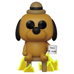 Icons - This Is Fine Dog Pop! Vinyl Figure - Packshot 1