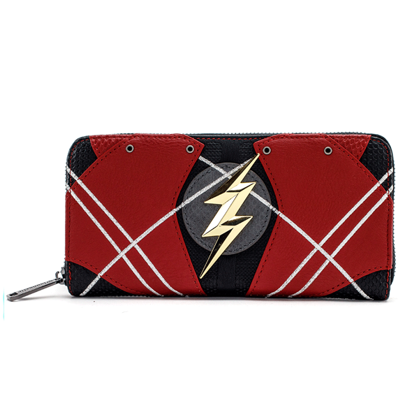 DC Comics - The Flash Loungefly Cosplay Wallet - Packshot 1