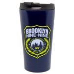Brooklyn 99 Metal Travel Mug - Packshot 1
