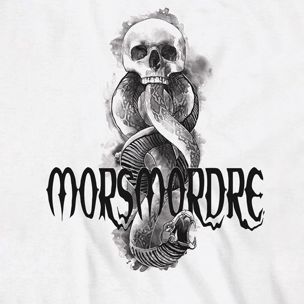 Harry Potter - Dark Mark Morsmordre T-Shirt - Size: L - Packshot 2
