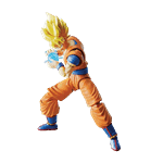 Dragon Ball Z - Super Saiyan Goku Figure-Rise Bandai Figure - Packshot 1