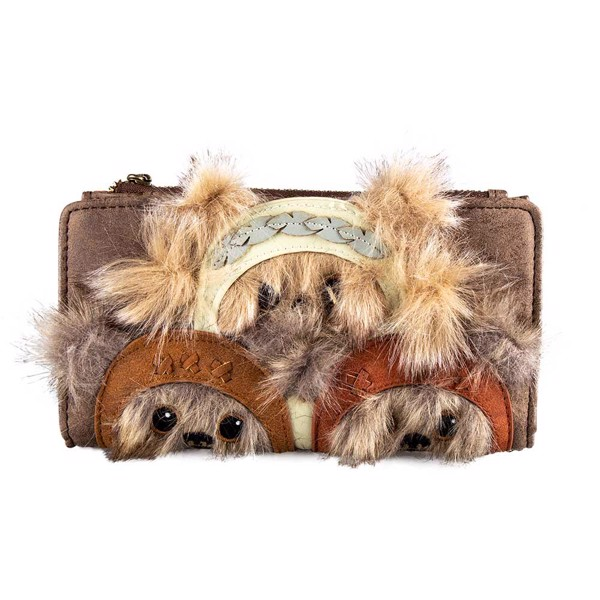 Star Wars - Wicket Ewok Loungefly Wallet - Packshot 1