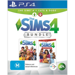 The Sims 4 + Sims 4 Cats & Dogs Bundle - Packshot 1