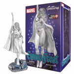 "Marvel - X-Men - White Queen Emma Frost Marvel Gallery 9"" Diorama Statue - Packshot 2"