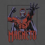 Marvel - X-Men - Magneto T-Shirt - Packshot 2