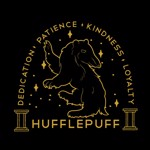 Harry Potter - Hufflepuff Traits Yellow T-Shirt - XXL - Packshot 2