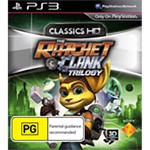 Ratchet & Clank Trilogy - Packshot 1