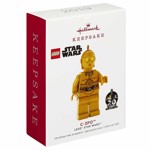 LEGO - Star Wars - C3P0 Keepsake Hanging Decoration - Packshot 3