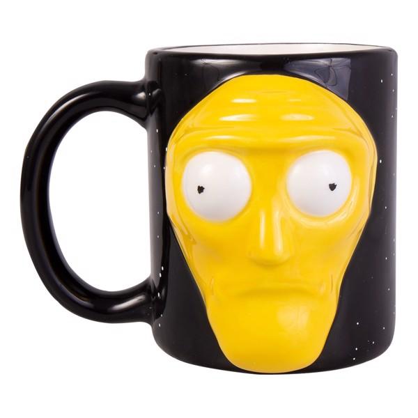 Rick and Morty Show Me What You Got Mug