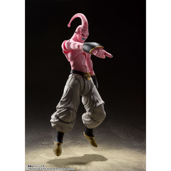 Dragon Ball Z -  Majin Buu Evil Figure - Packshot 2