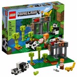 Minecraft - LEGO The Panda Nursery - Packshot 1