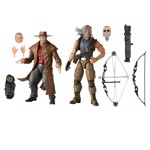 Marvel - X-Men - Marvel Legends Hawkeye and  Logan 2 Pack Action Figures - Packshot 1