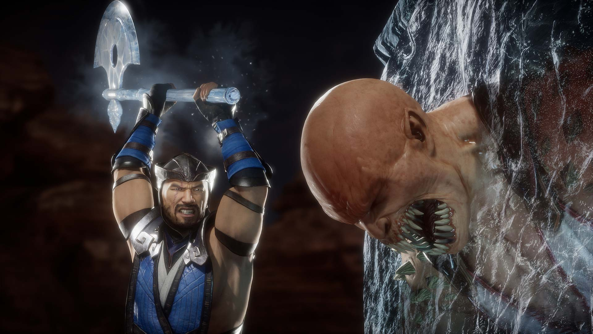 Mortal Kombat 11 Ultimate - Screenshot 8