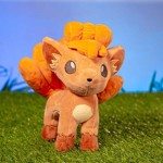 "Pokemon - Vulpix 8"" Plush - Screenshot 1"