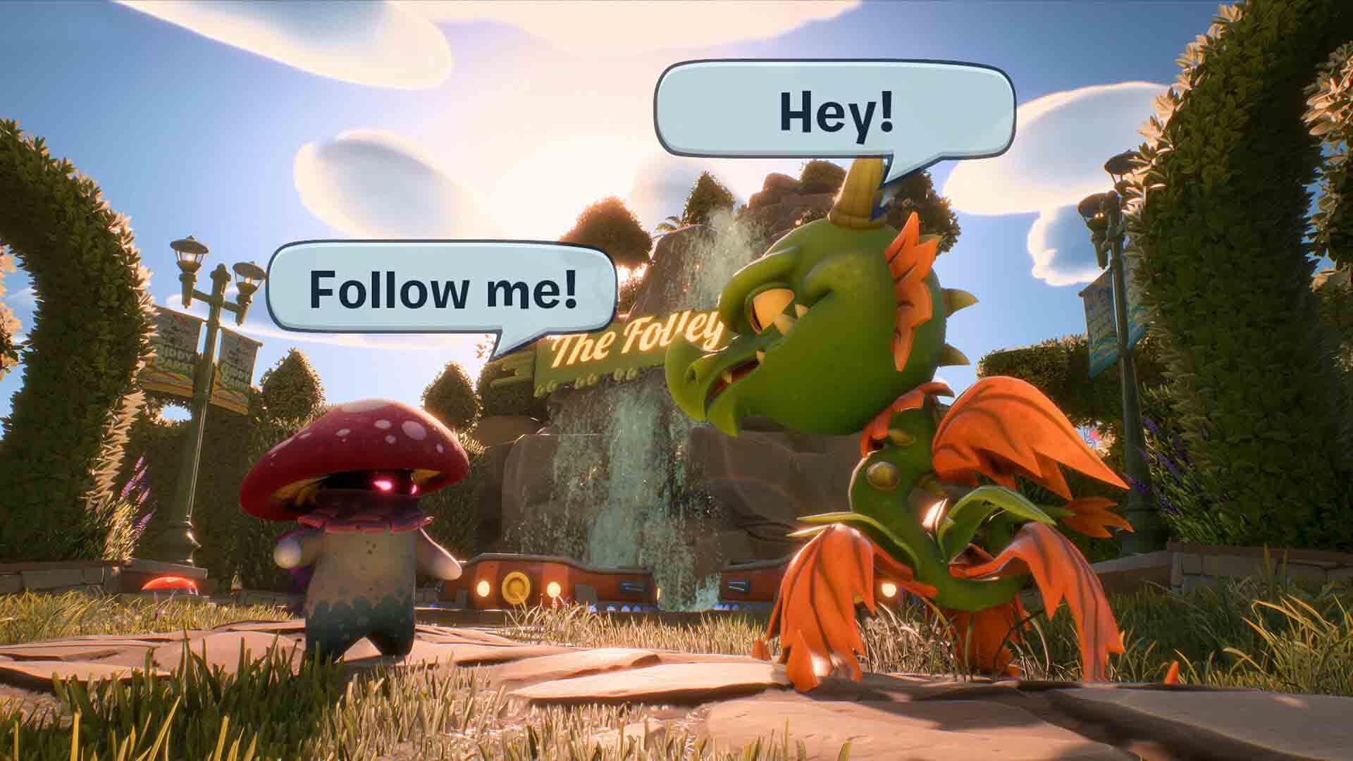 Plants vs Zombies: Battle for Neighborville - Screenshot 3