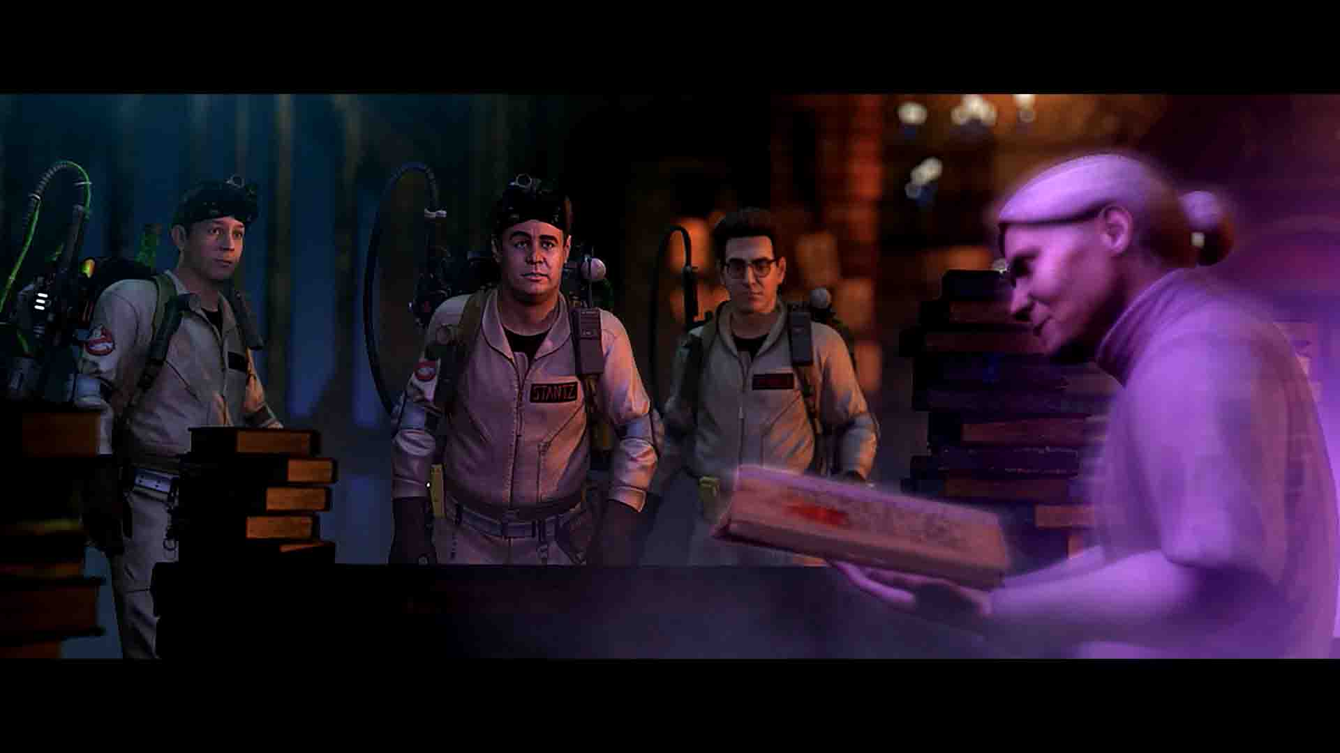 Ghostbusters The Video Game Remastered - Screenshot 2