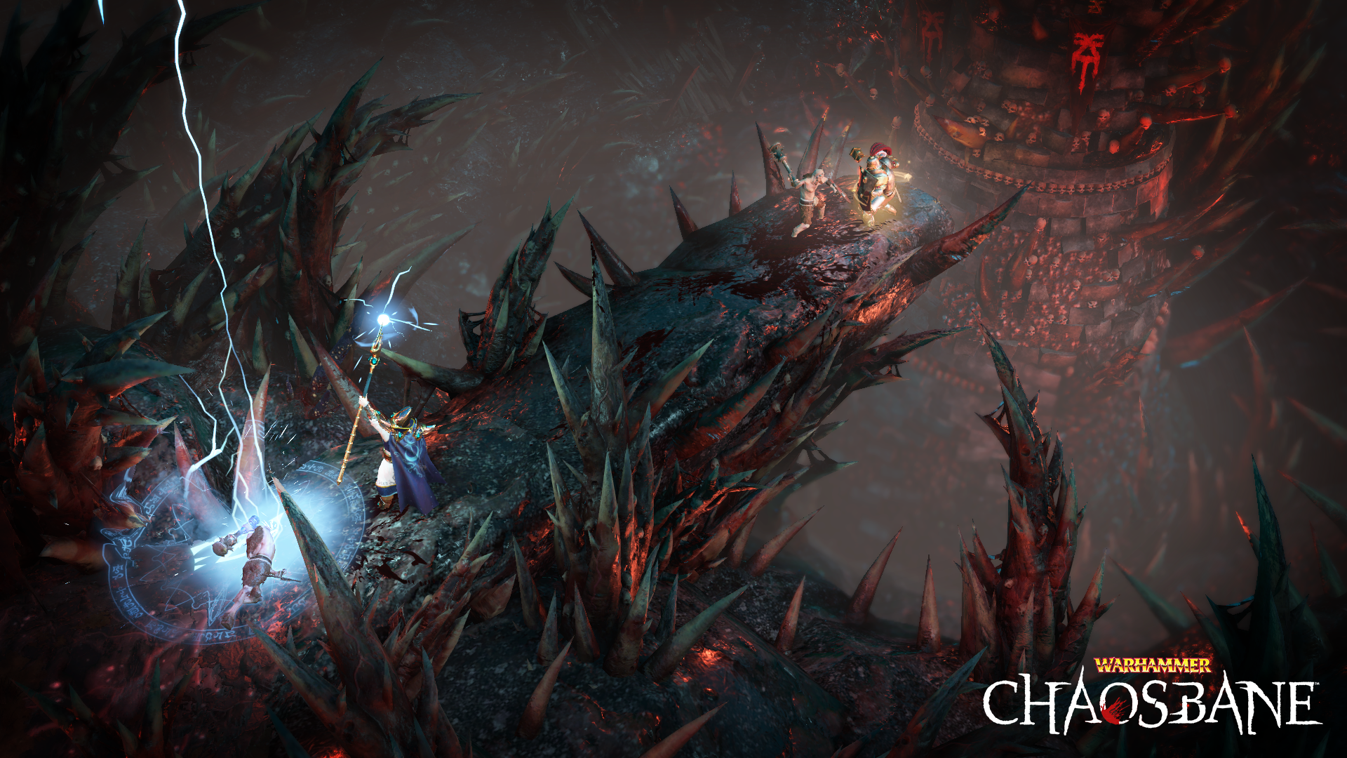 Warhammer: Chaosbane - Screenshot 5