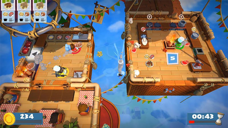 Overcooked 2 - Screenshot 2