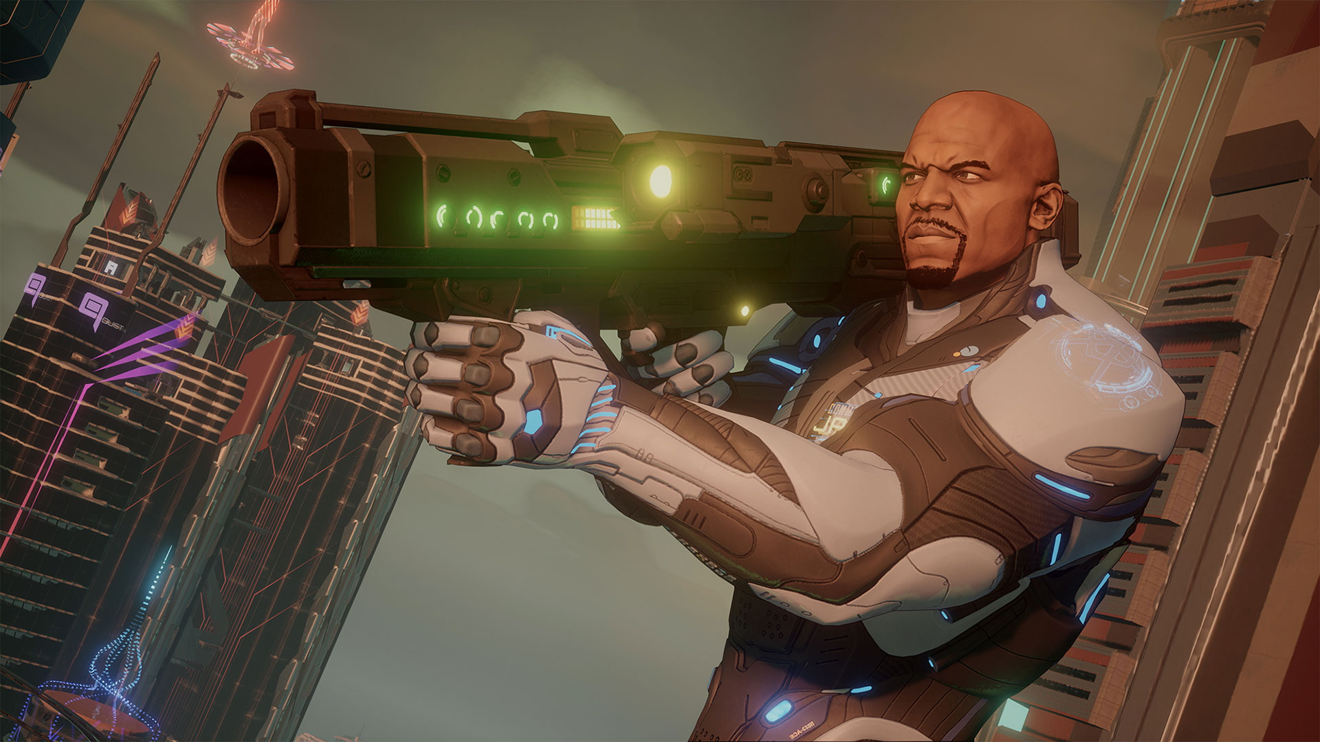 Crackdown 3 - Screenshot 1