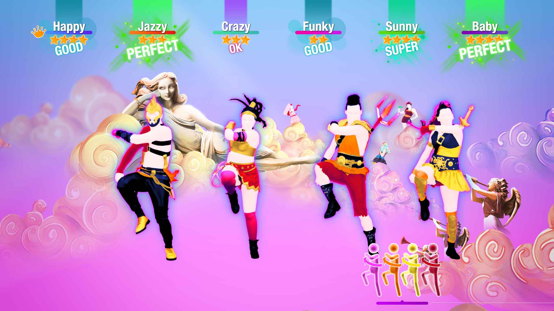 Just Dance 2020 - Screenshot 4
