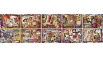 Disney - Mickey Mouse - Mickey Through the Years 40,320 Piece Ravensburger Jigsaw Puzzle - Screenshot 1