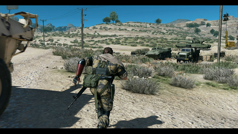 Metal Gear Solid V: The Phantom Pain - Screenshot 5