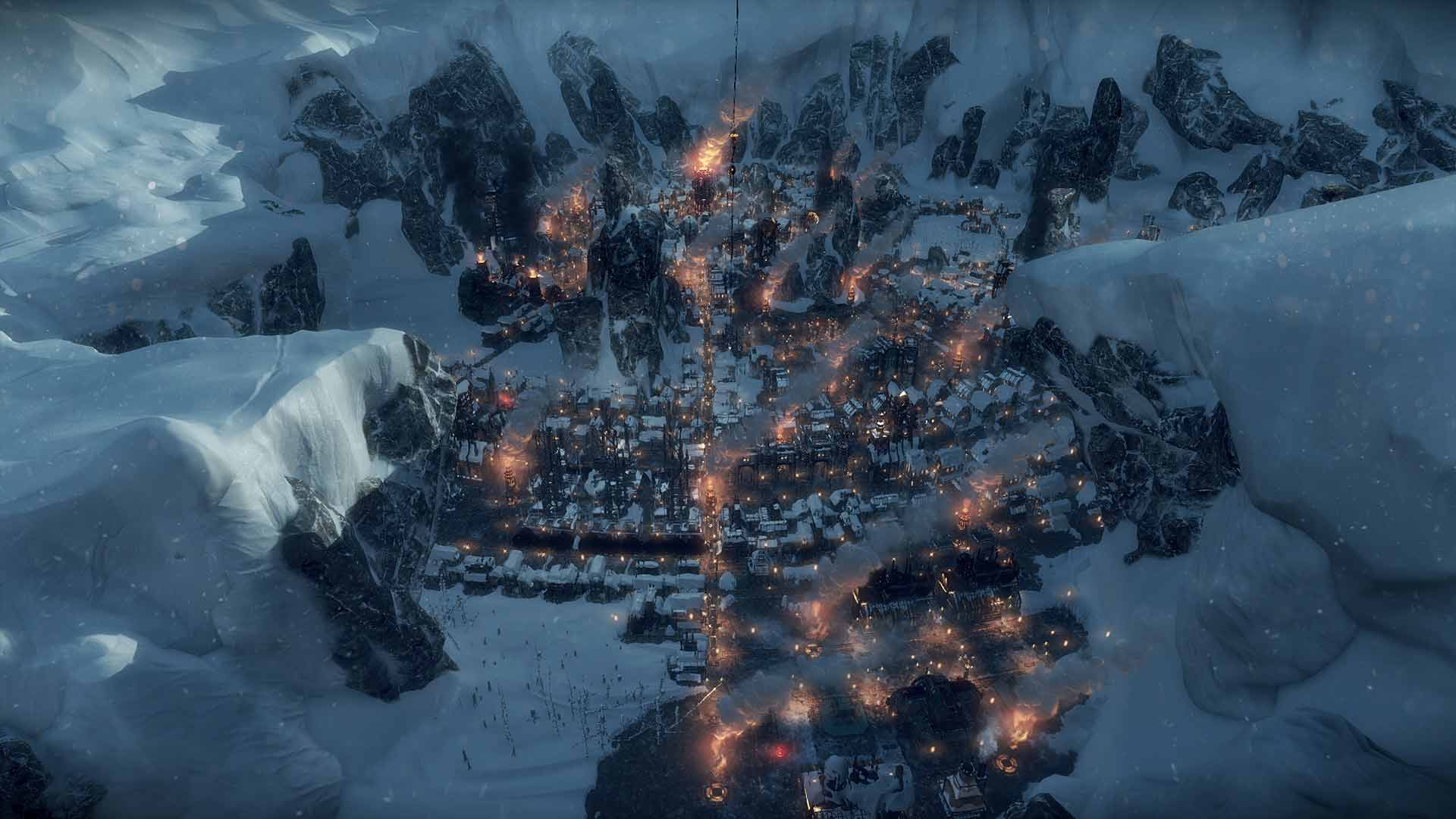 Frostpunk: Console Edition - Screenshot 2