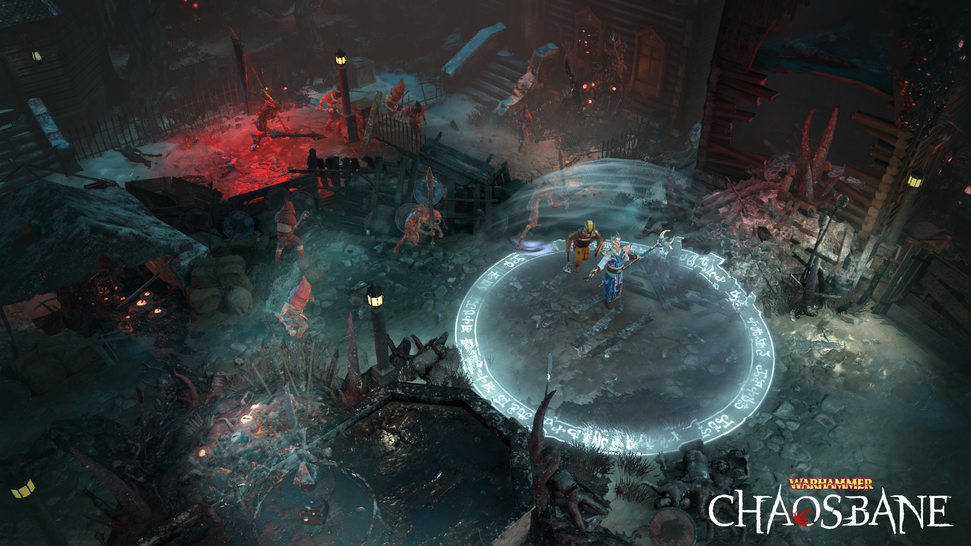 Warhammer: Chaosbane - Screenshot 2