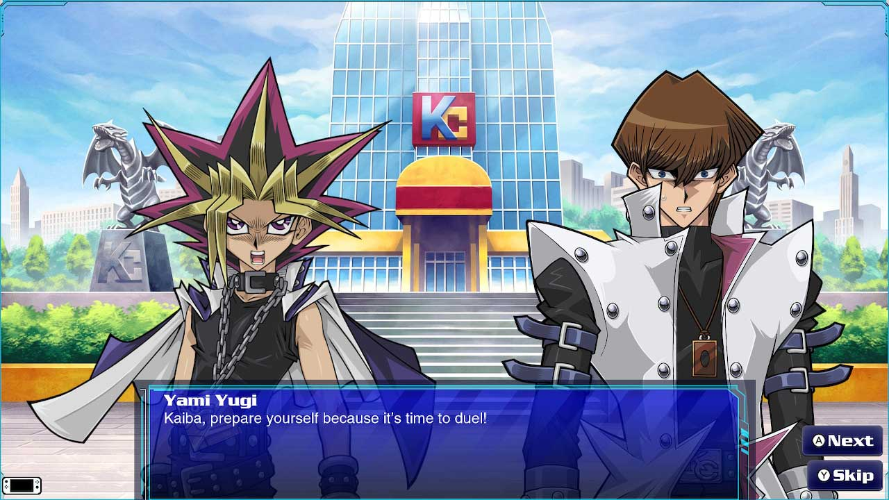Yu-Gi-Oh! Legacy of the Duelist: Link Evolution - Screenshot 8