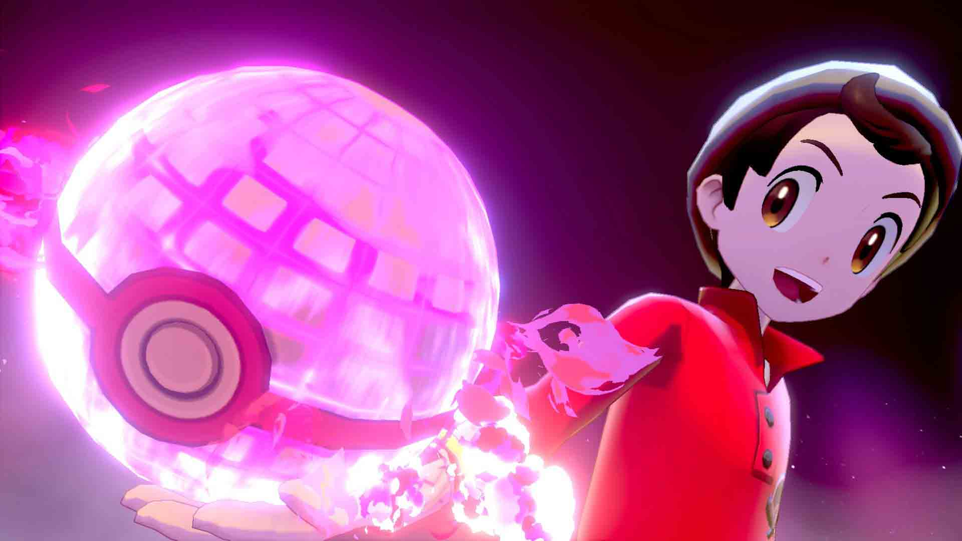 Pokemon Sword - Screenshot 9