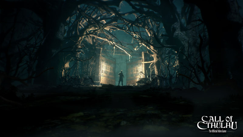 Call of Cthulhu - Screenshot 1