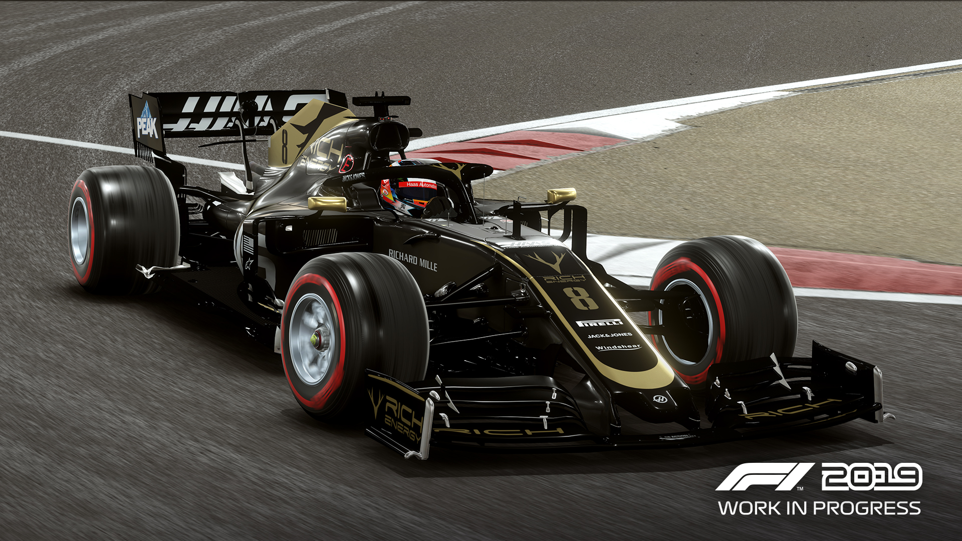 F1 2019 Legends Edition - Screenshot 2