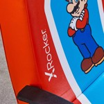 X-Rocker Nintendo Veleno 2.1 Mario Gaming Chair - Screenshot 2